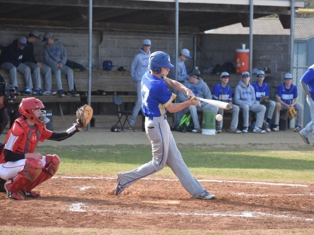 Harrison takes doubleheader from Clarksville