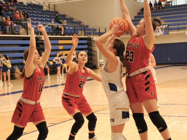 Lady Goblins continue their winning ways