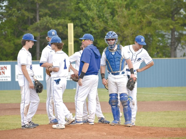 Goblin baseball takes No. 2 seed in regionals