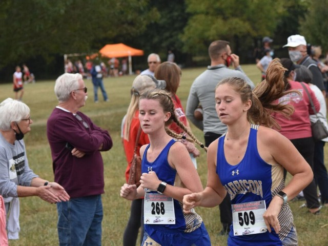 Teams have good showing in XC state
