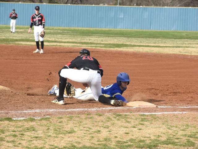 Harrison baseball vs. Pea Ridge
