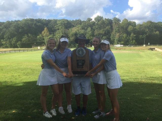 Lady Goblin Golf 4A State Runner-up