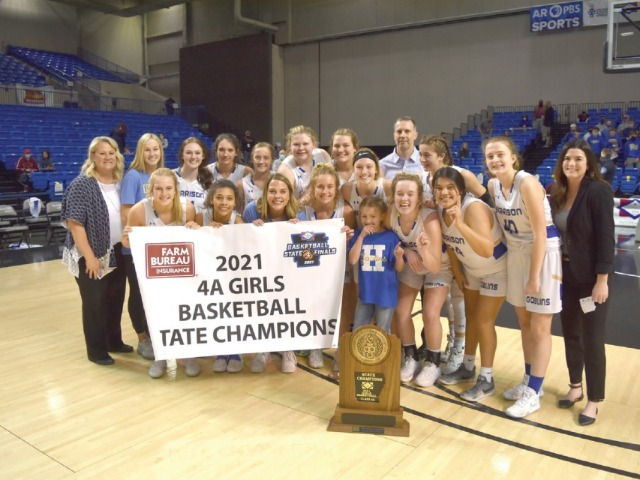 State Champions! Harrison never gives up lead in win over Farmington