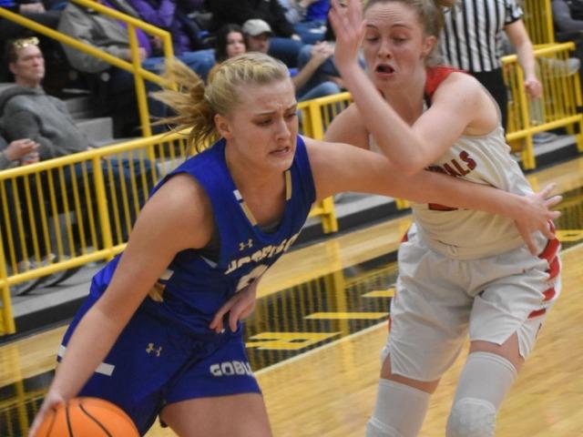 Harrison girls use second to dismiss Huntsville