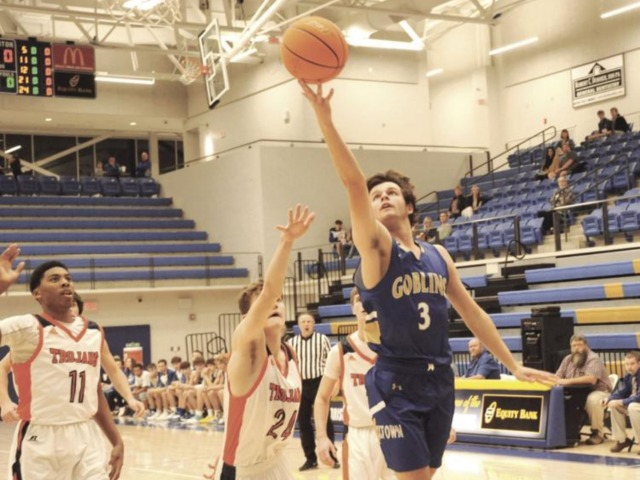 Harrison routs Branson at Goblin Arena