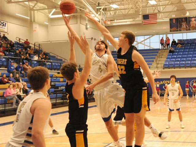 Harrison routs Mountain Home