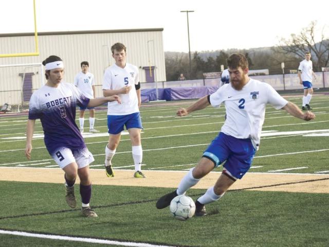 Harrison soccer vs. Clarksville