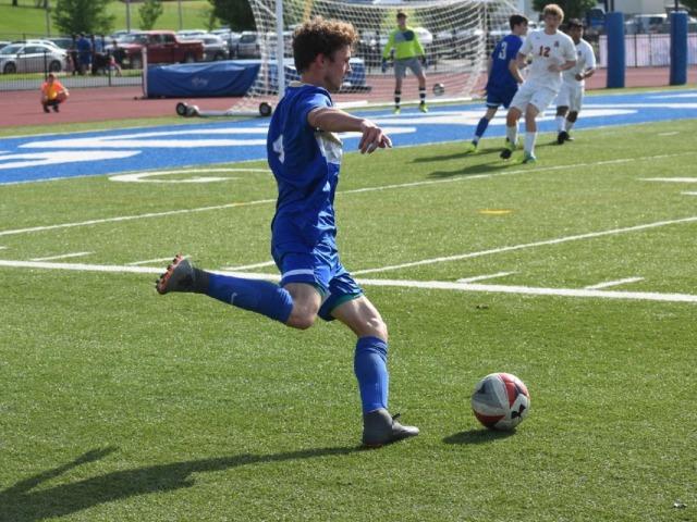 4A-West Region Soccer Tournament at F.S. Garrison Stadium