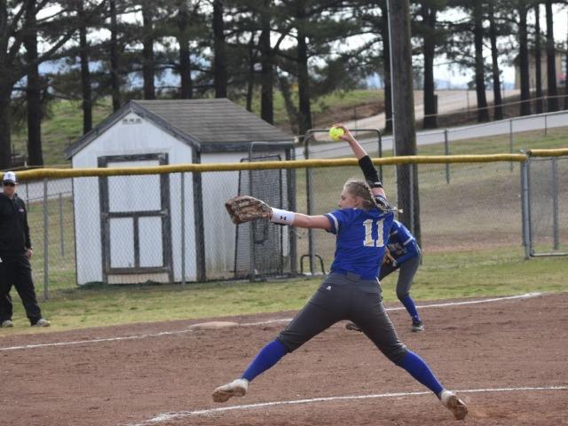 Harrison softball - Van Buren Tournament