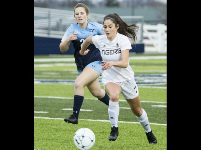 BHS Womens Soccer Player of the Week Feb 5, 2018