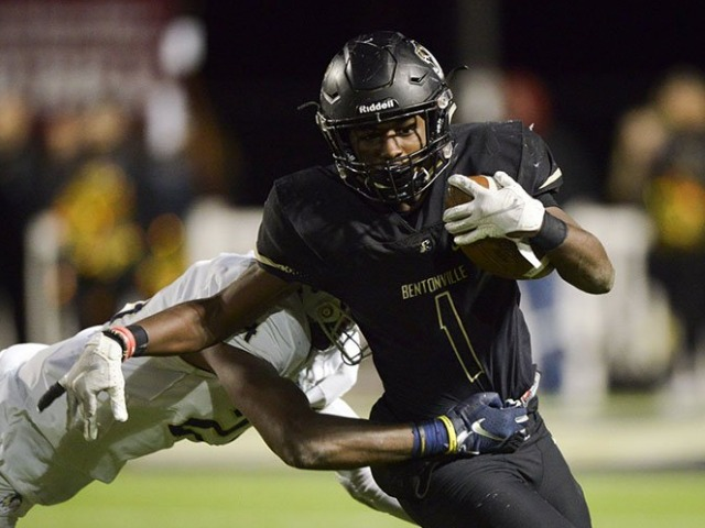Bentonville locks down 7A-West title