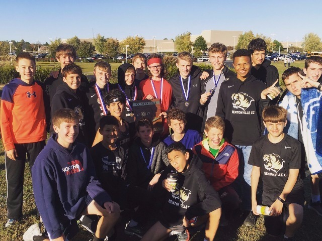 Boys JH wins conference for 2nd year in a row