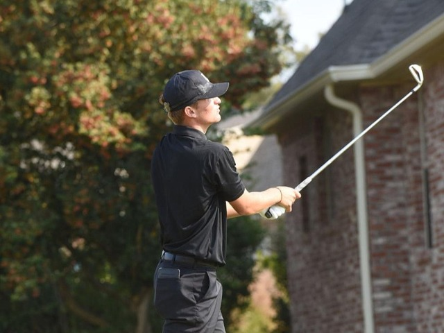 6A STATE GOLF: Bentonville leads 6A golf after first round