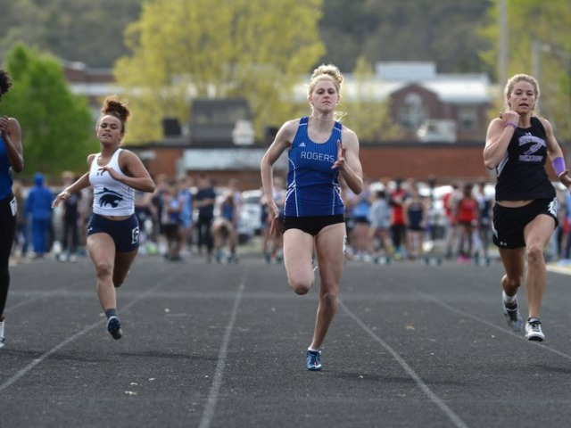 Rogers' Silcott closes out career with heptathlon