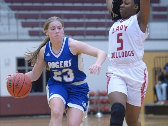 Lady Mounties look for strong second half