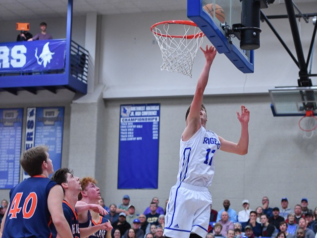 Rogers High 61, Rogers Heritage 47