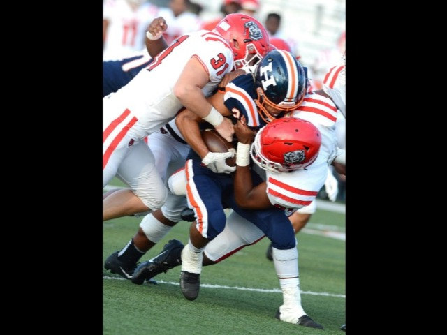 Linebackers a strength for Grizzlies