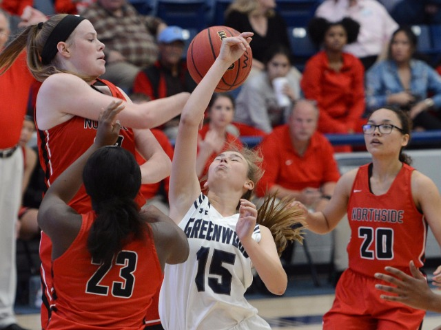 Northside Lady Bears survive Greenwood in 'physical' contest