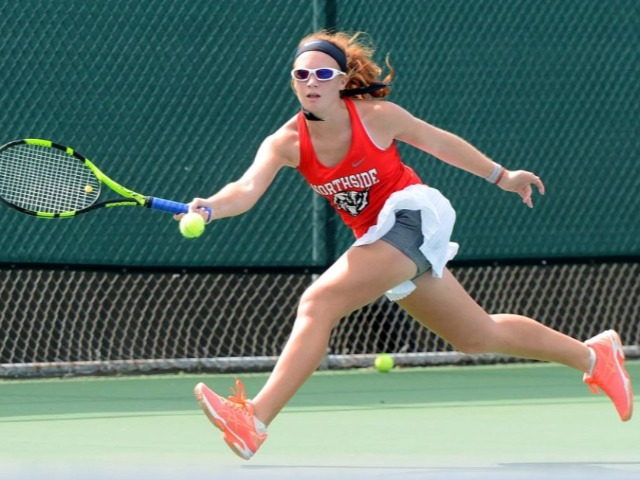 Northside's Files claims 6A-Central singles title