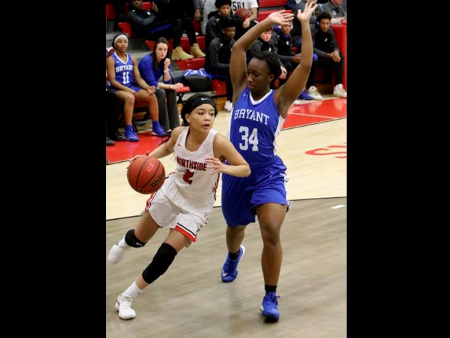 Northside senior Carey counted on as Lady Bears begin playoff push