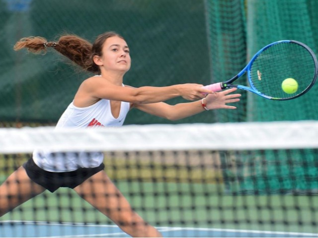 Northside's McDougal makes emphatic return to state