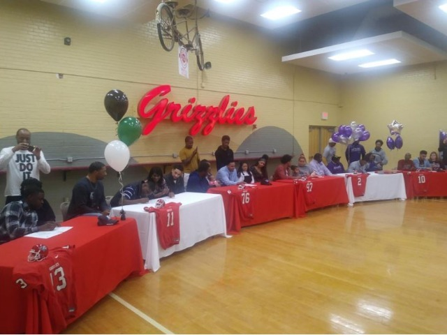 Six Grizzlies sign letters of intent; Hanna to walk-on at U