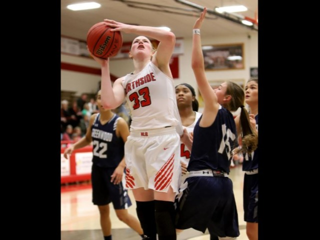 NHS Lady Bears fend off late Greenwood rally to stay perfect on season