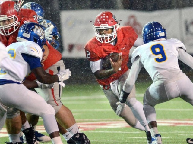 No. 1 NLR runs past Grizzlies, 40-3