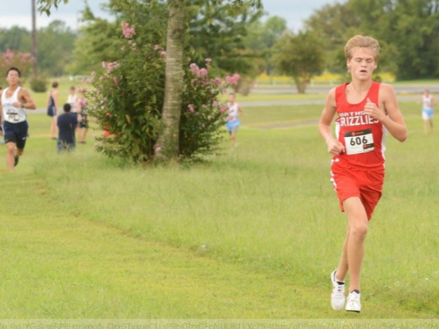 Northside's Hindley picking up pace as cross country runner