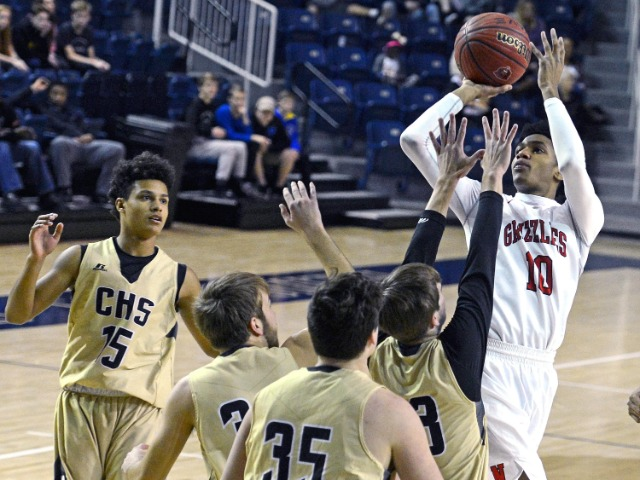 Joe's dunk ignites Northside Grizzlies past Charleston Tigers
