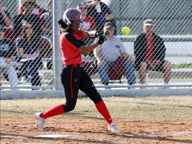 Lady Bears get 6A-Central run-rule win at home