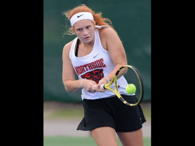 NHS tennis teams gear up for conference tourney