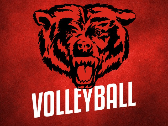 Lady Bears fall at home in straight sets