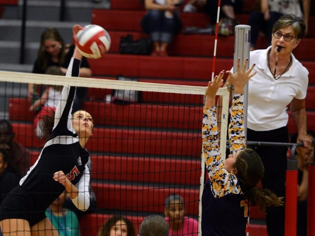 Volleyball not immune to officiating shortage