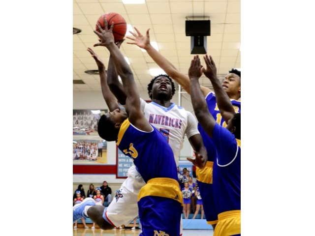 NLR overpowers Southside Mavericks, 71-44