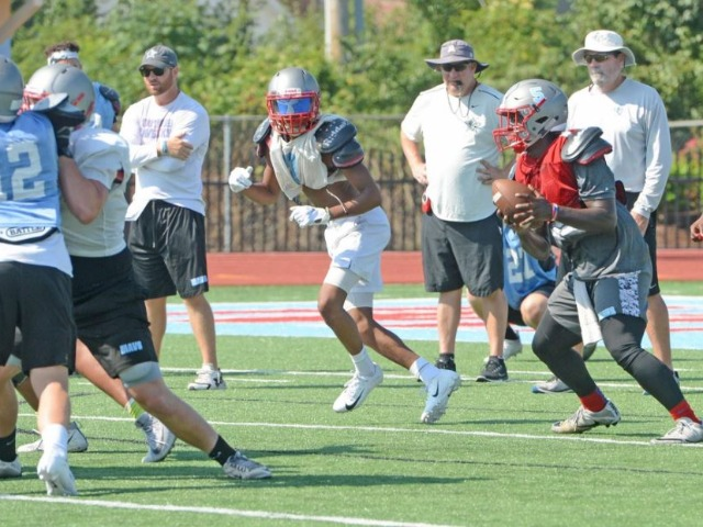 Southside grinding toward Aug. 20 scrimmage with Alma