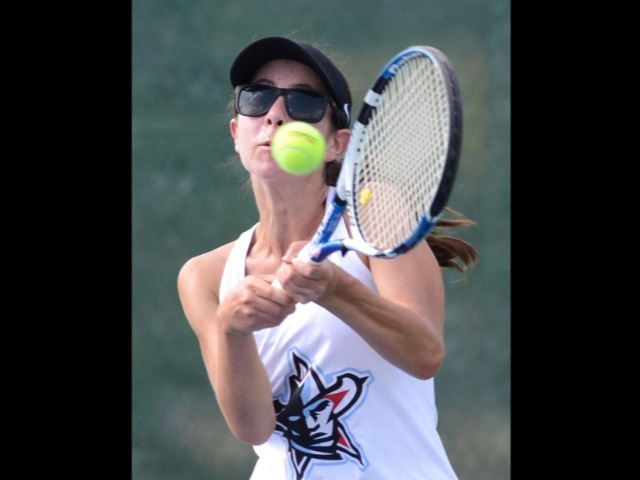 Southside's Cormier/Nelligan win conference girls doubles title