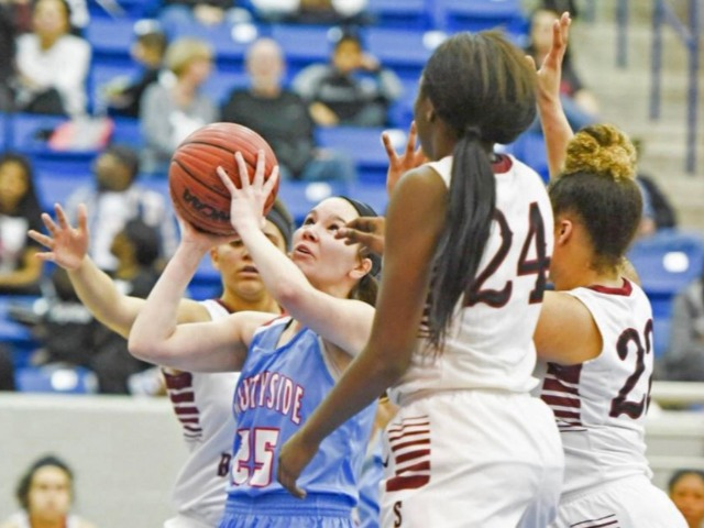 Southside girls fall short at state tournament