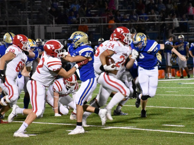 Cardinals Rally From Huge Halftime Deficit to Defeat Harrison