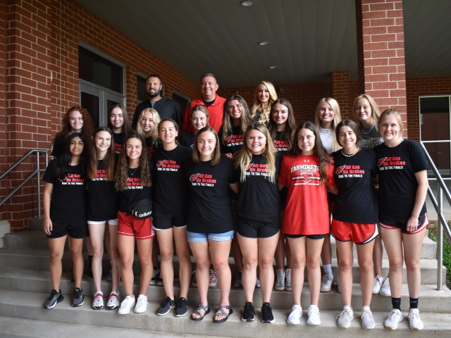 2021 State Runner-Up Team Recognized at July Board Meeting