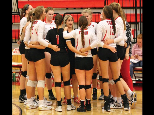 Yukon volleyball concludes regular season, shifts focus to regional