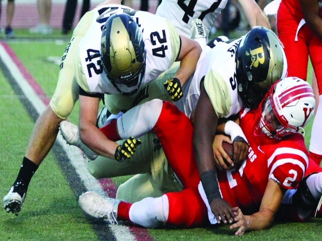 Broken Arrow snaps Yukon's win streak in district-opener