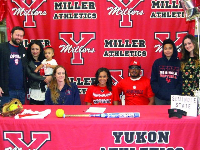 Holman headed to Seminole State College