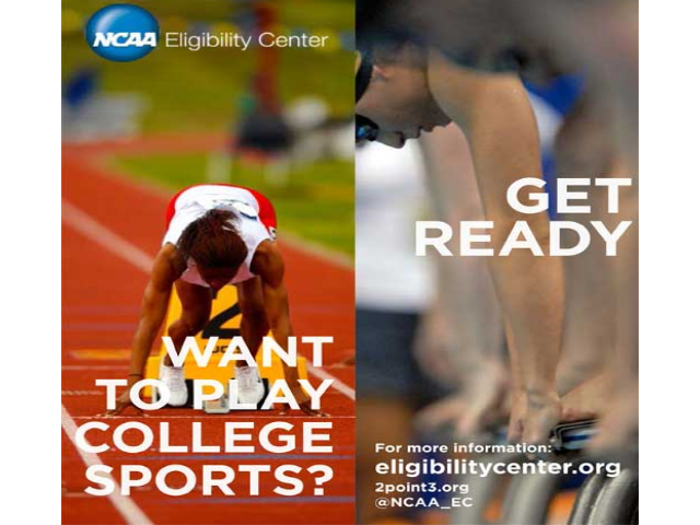 Want to Play College Sports? Get Ready