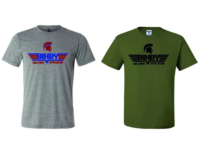 Image for Military Appreciation T-Shirts
