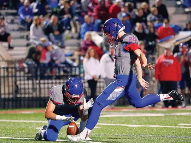 Spartan Kicker/Punter Headed to Lawrence to Play for Les Miles and the Kansas Jayhawks