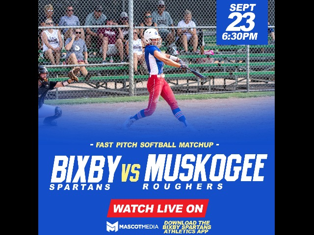 WATCH LIVE: Softball vs Muskogee 9/23