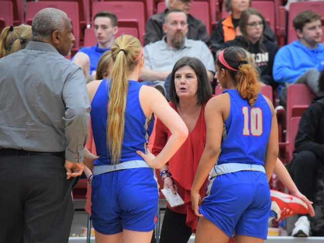 Lady Spartans' Season Ends In Area Tourney Battle