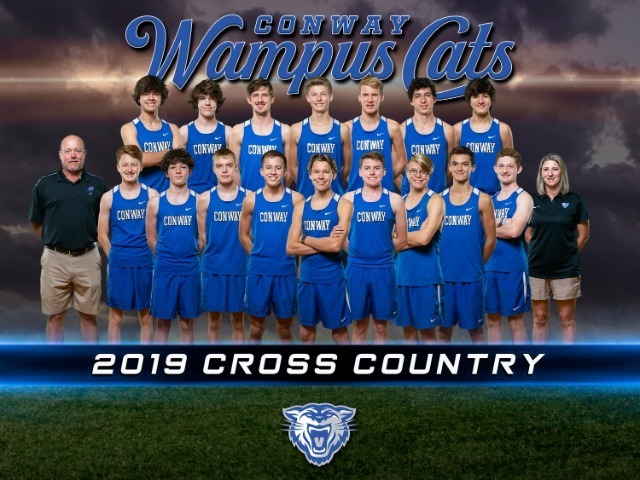 Wampus Cats Finish 4th in State Cross Country Meet