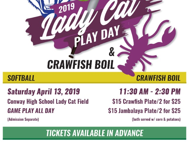 Image for Lady Cat Play Day & Crawfish Boil